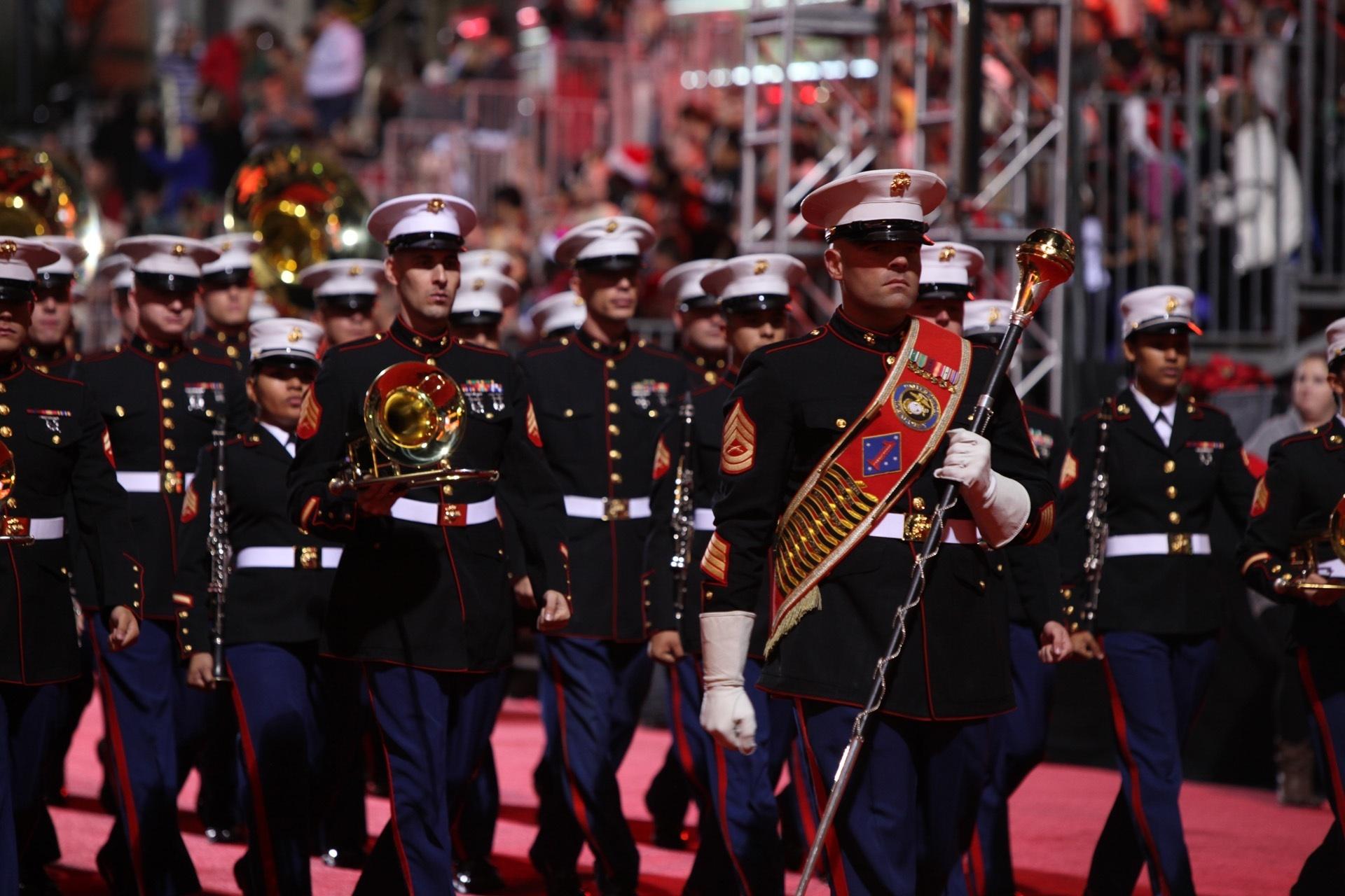 Photo 4 - 1st Marine Division Band - San Diego - Photo by Kari Hendler - IMG_0920